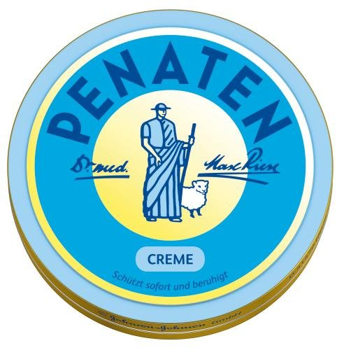Penaten Baby Creme 50 ml, 2er Pack (2 x 50 ml) 608350