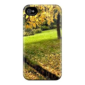 New Leaves Trees Fallen Nature Landscape Hi Cases Covers, Anti-scratch DIt1970QGBf Phone Cases For Iphone 6plus
