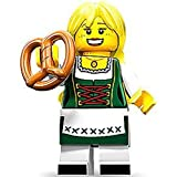 LEGO Minifigures Series 11, Pretzel Girl