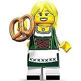 LEGO Minifigures Series 11, Pretzel Girl