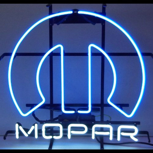 Sculpture Neon Motorcycle - Neonetics 5MPROM Car and Motorcycles Mopar Omega Neon Sign