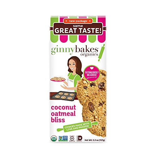 ginnybakes organics Organic Cookies Coconut product image