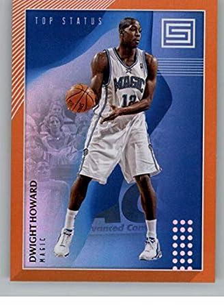 low priced 29af8 47b5d Amazon.com: 2018-19 Status Top Status Orange Basketball #6 ...