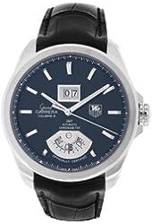 TAG Heuer Men's WAV5111.FC6225 Grand Carrera Grand Date GMT Watch