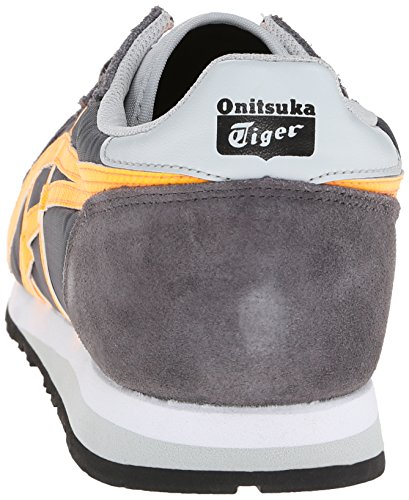 Tiger Running Onitsuka Orange Pop Runner Classic OC Grey Shoe Dark fnn4Udx