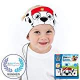 Paw Patrol Kids Headphones by CozyPhones - Volume Limited with Ultra-Thin Speakers & Comfortable Soft Fleece Headband - Perfect Children's Earphones for School - Home and Travel – Marshall