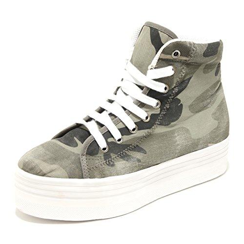1173h Sneakers Campbell Shoes Verde Scarpe Donna Militare Play Women Jeffrey Homg Zeppe qTHScq