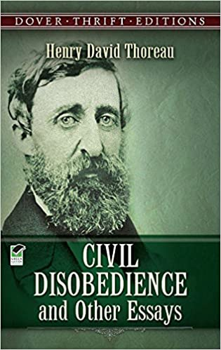 Civil Disobedience And Other Essays Dover Thrift Editions  Kindle  Civil Disobedience And Other Essays Dover Thrift Editions  Kindle  Edition By Henry David Thoreau Politics  Social Sciences Kindle Ebooks   Amazoncom