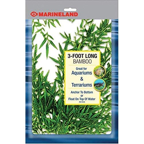 Marineland Bamboo for Aquariums and Terrariums, 3-Foot from MarineLand