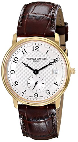 frederique-constant-mens-fc-245as4s5-slim-line-dark-brown-leather-strap-watch