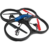 OOFAY Drone with Camera V606 2.4G Remote Control Quadcopter Mid-Range Remote Control UFO Throwing UAV Model