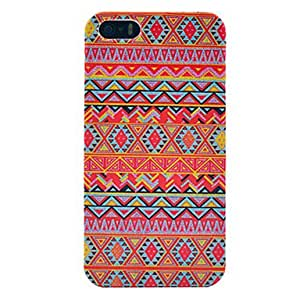 get Masonry Pattern Glossy Plastic Back Case for iPhone 5/5S