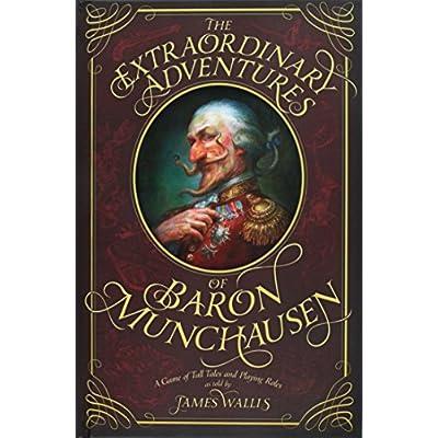 The Extraordinary Adventures of Baron Munchausen: Toys & Games