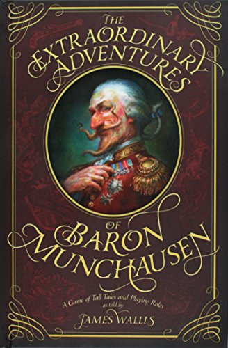 The Extraordinary Adventures of Baron Munchausen (The Adventures Of The Baron Of Munchausen)