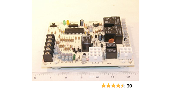 Renewed 62-104058-02 OEM Upgraded Replacement for Rheem Furnace Control Board