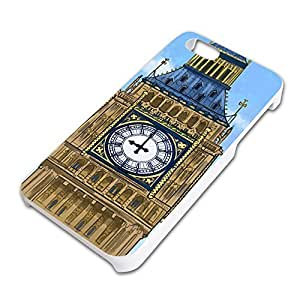 Big Ben Clock Tower London England Slim Fit Hard Case Fits Apple iPhone 5 5S