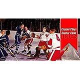 Roger Crozier, Bill Gadsby, Norm Ullman, Frank Mahovlich, Doug Barkley Hockey Card 1994 Parkhurst Tall Boys 64-65 #158 Roger Crozier, Bill Gadsby, Norm Ullman, Frank Mahovlich, Doug Barkley