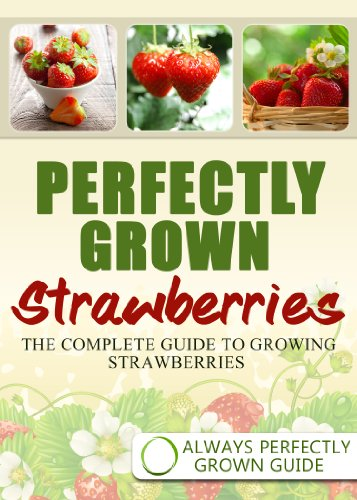 Perfectly Grown Strawberries - the complete guide to growing strawberries by [Always Perfectly Grown]