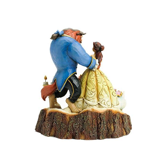 51hnjVFpn4L Disney tradition Figurillas decorativas disney tradition del artista jim shore Medias: 19 x 1,1 cm