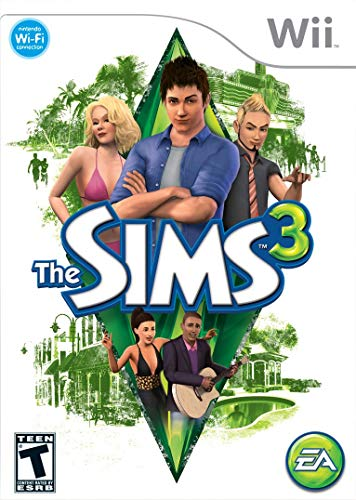 The Sims 3 - Nintendo Wii (Renewed) (The Sims 3 Games)