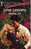Love Lessons, Sandra Lee, 0373254873