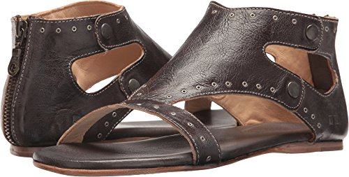 Bed|Stu Womens Soto G Taupe Mason Leather 8.5 M by Bed|Stu (Image #3)