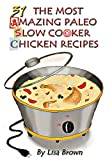 Low Carb Paleo Diet Vol.2: 31 The Most Amazing Low Carb Paleo Slow Cooker Chicken Recipes