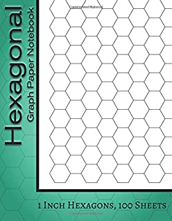 hex paper an extra large 8 5 by 11 0 inch hexagonal one inch
