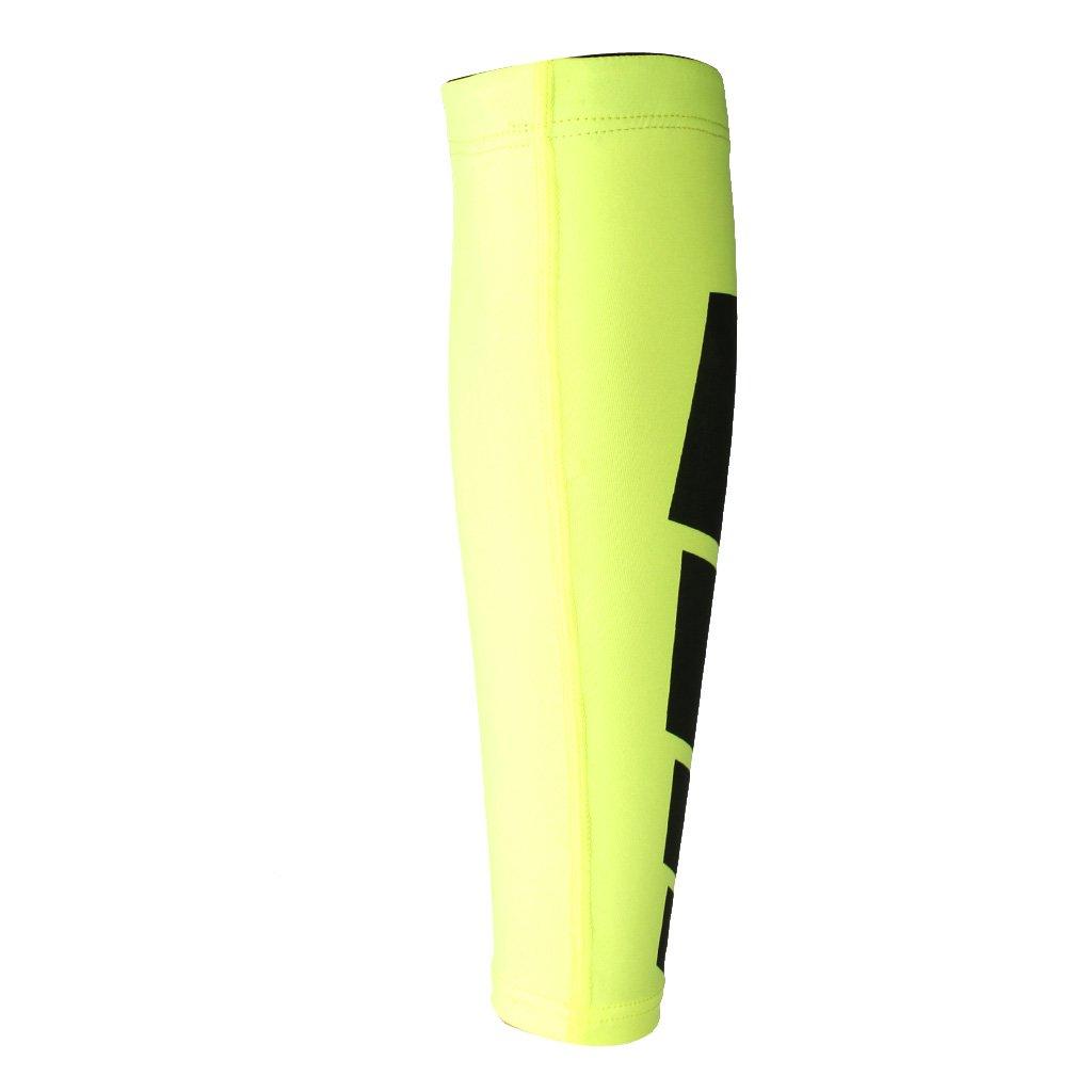 Compressione elastica intorno al polpaccio Fan Sport guarnizione per fermagli calze da corsa Unbekannt