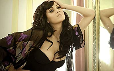 Katy Perry Latest 2010 Celebrities Silk Wall Art Poster Print - 32x48 inch (80x120cm)