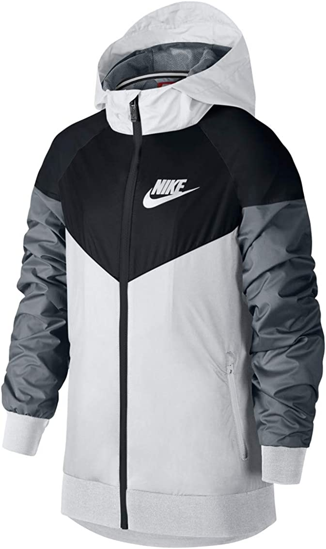 Nike Sportswear Windrunner Big Kids' (Boys') Jacket: Clothing