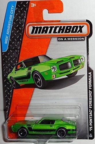 matchbox 71 pontiac firebird - 1