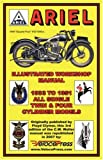 Ariel Motorcycles Workshop Manual 1933-1951, F. Clymer and C. Waller, 1588500713