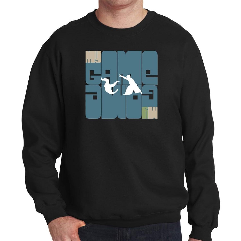 My Game Aikido Silhouette Sweatshirt