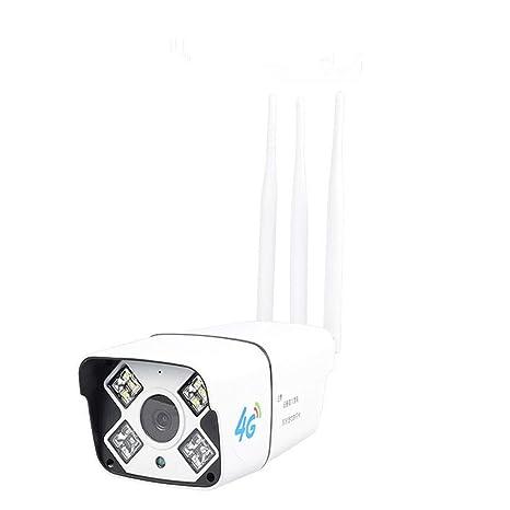 FELICILII Suministro 4G Teléfono móvil Cámara de vigilancia ...