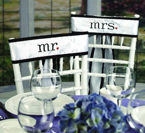 WMU Together Mr. & Mrs. Chair Sashes by WMU (Together Mr & Mrs Chair Sashes)