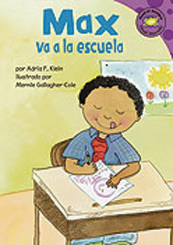 Download Max va a la escuela (Read-it! Readers en Español: La vida de Max) (Spanish Edition) pdf epub