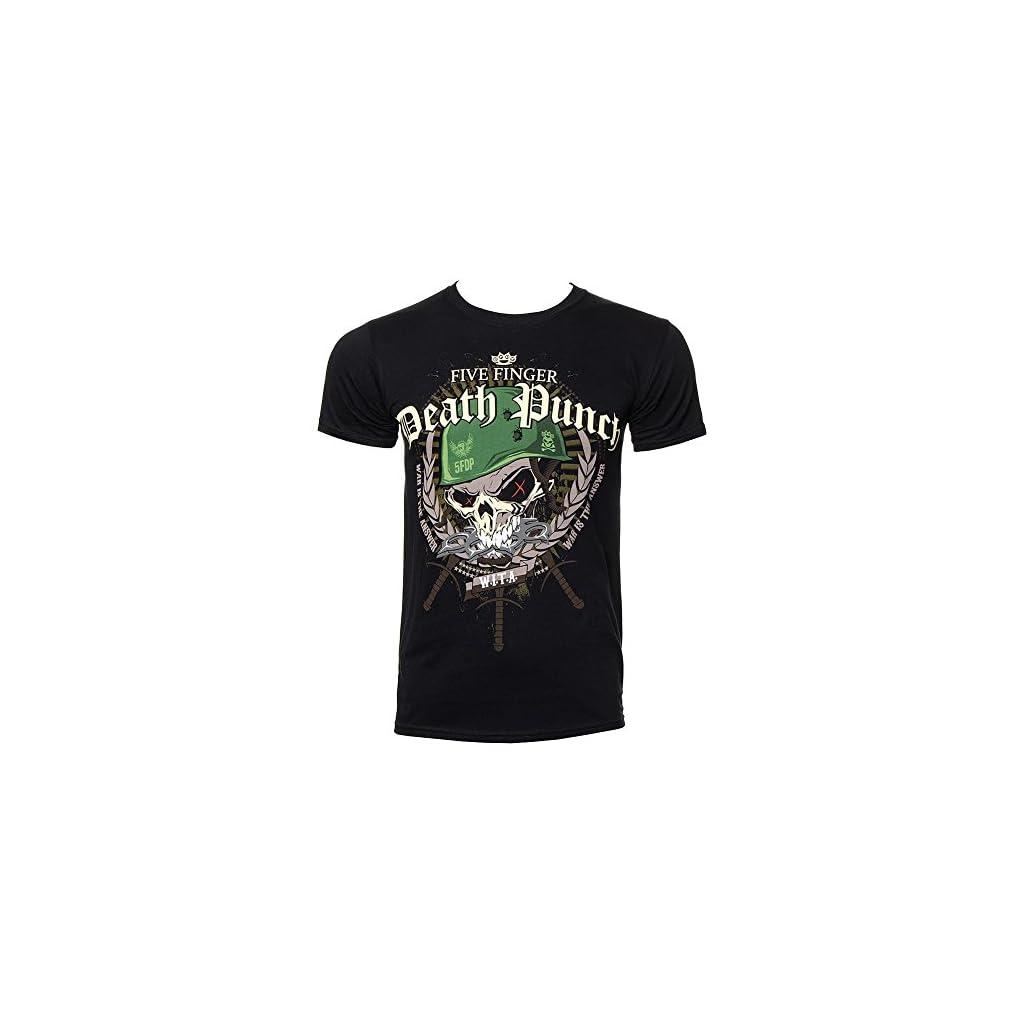 Five Finger Death Punch Guerra