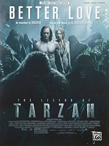 tarzan sheet music - 3