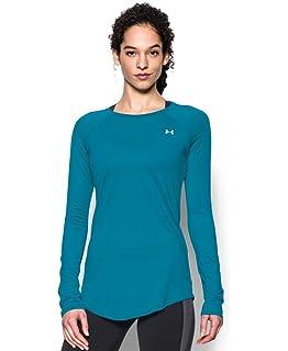 152e0fed Amazon.com: Under Armour Women's UA Sunblock 30+189; Sleeve Small ...