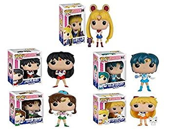 Sailor Moon-Sailor Mercury Action Figure FUNKO POP Anime