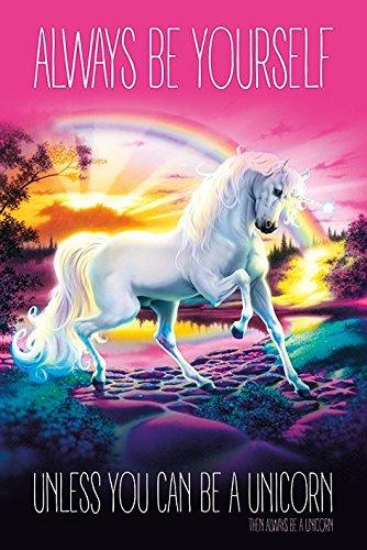 Unicorn - Fantasy Poster / Print
