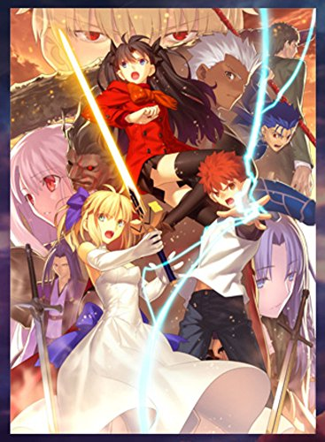 Fate / Stay Night Unlimited Blade Works TV Series Season 2 BLURAY (Limited Edition) (Eps #13-25)