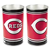 "MLB Cincinnati Reds Wastebasket Tapered, 15""H by WinCraft"
