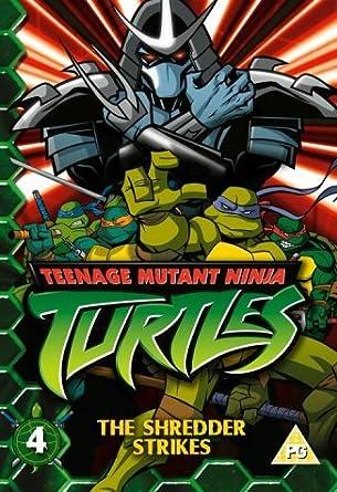 Teenage Mutant Ninja Turtles, Vol. 4: The Shredder Strikes ...