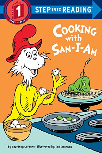 Cooking with Sam-I-Am (Step into Reading) -
