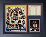 Legends Never Die 1997 Denver Broncos Super Bowl Champions Framed Photo Collage, 11x14-Inch