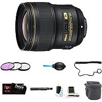 Nikon AF-S NIKKOR 28mm f/1.4E ED Lens Deluxe Accessory Kit