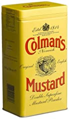 Colman's dates back to 1814, making it one of the oldest existing food brands. Tagged the not so mellow yellow, Colman's English Mustard has enjoyed a long and successful history in the U.S. Colman's is best known for their dry mustard in the...