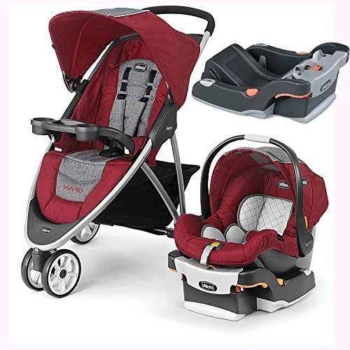 Chicco Travel System Pram - 6